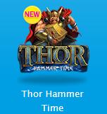Thor Hammer Time ロゴ