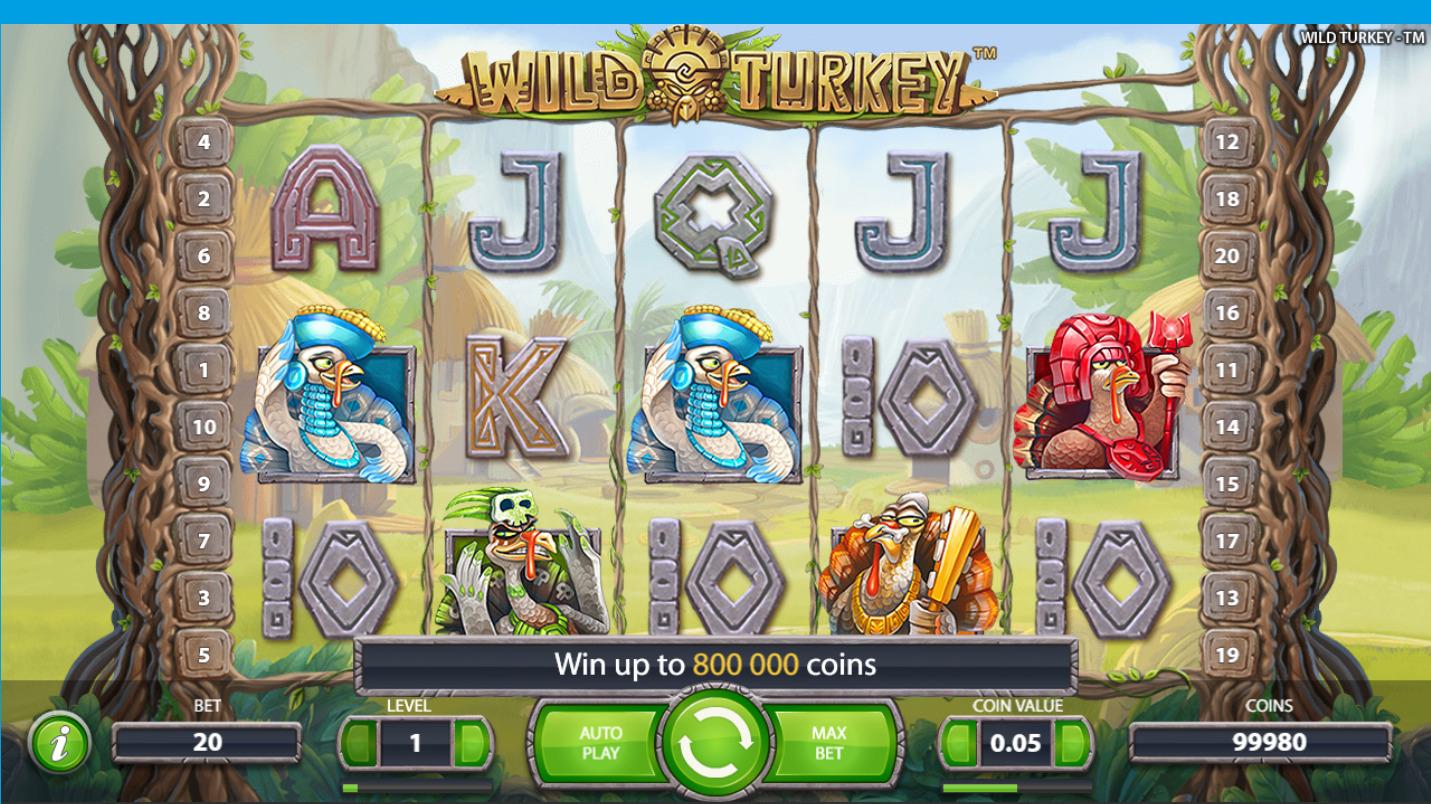 Wild Turkey紹介